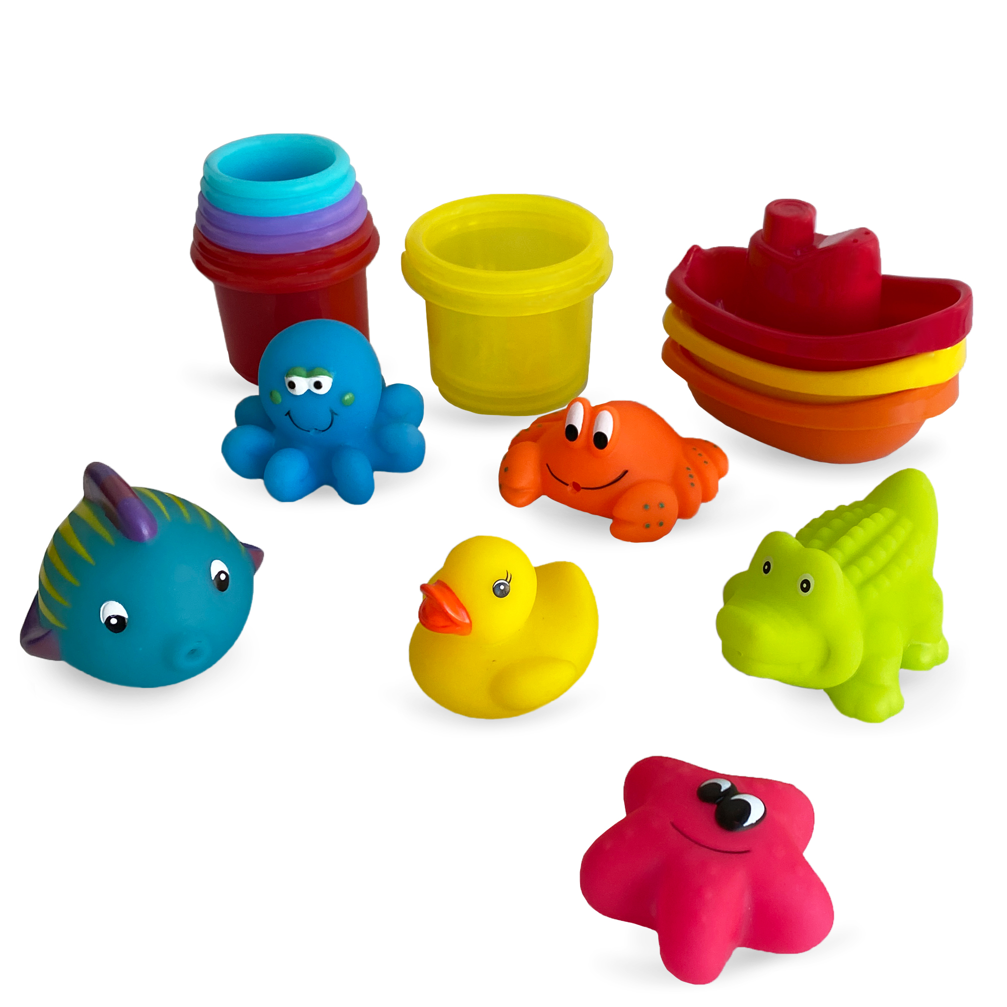 Badespielzeug Set