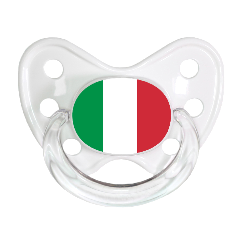 Schnuller Italien Gr. 3