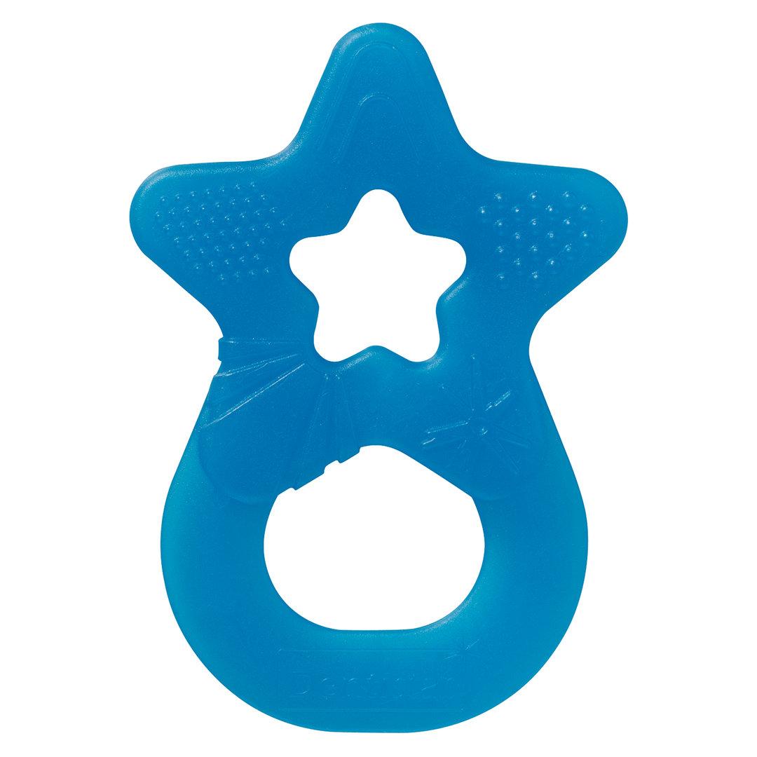 Beißring Blau