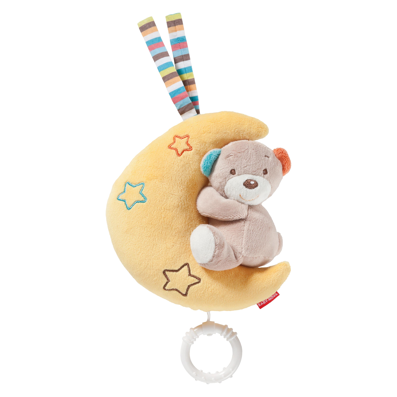 Spieluhr Teddy & Mond Schlaf Kindlein Schlaf