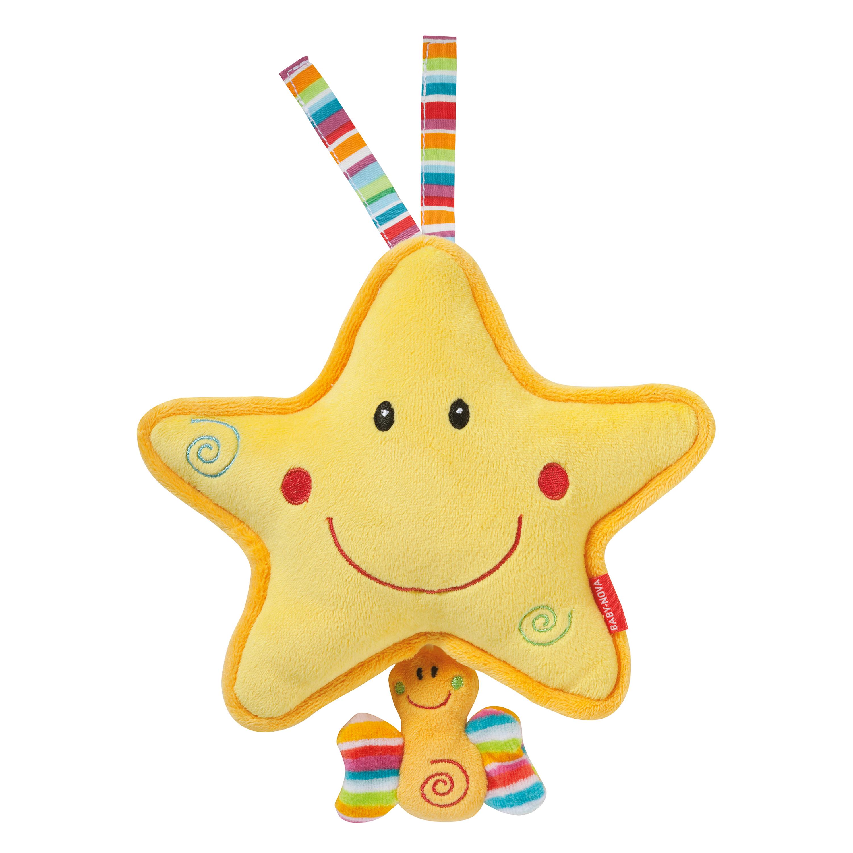 Spieluhr Stern Weißt du wie viel Sternlein stehen