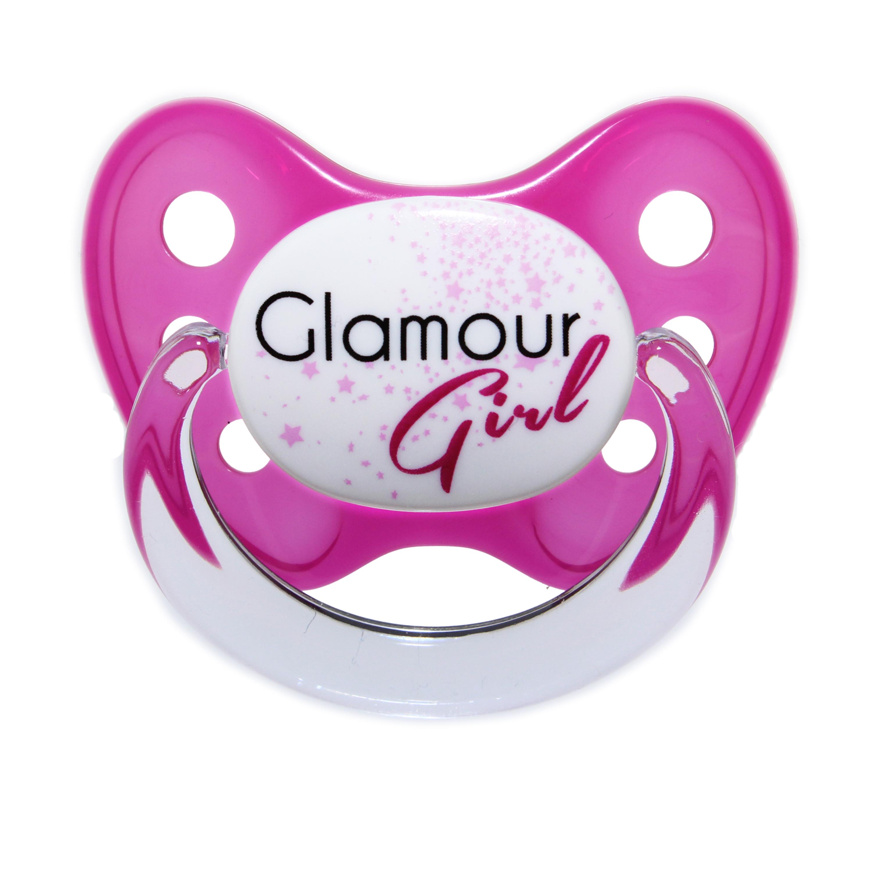 Schnuller Glamour Girl Gr. 3