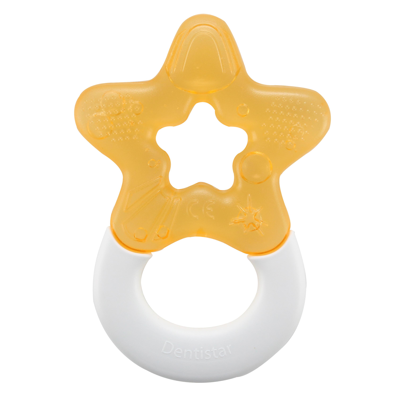Kühlbeißring Gelb