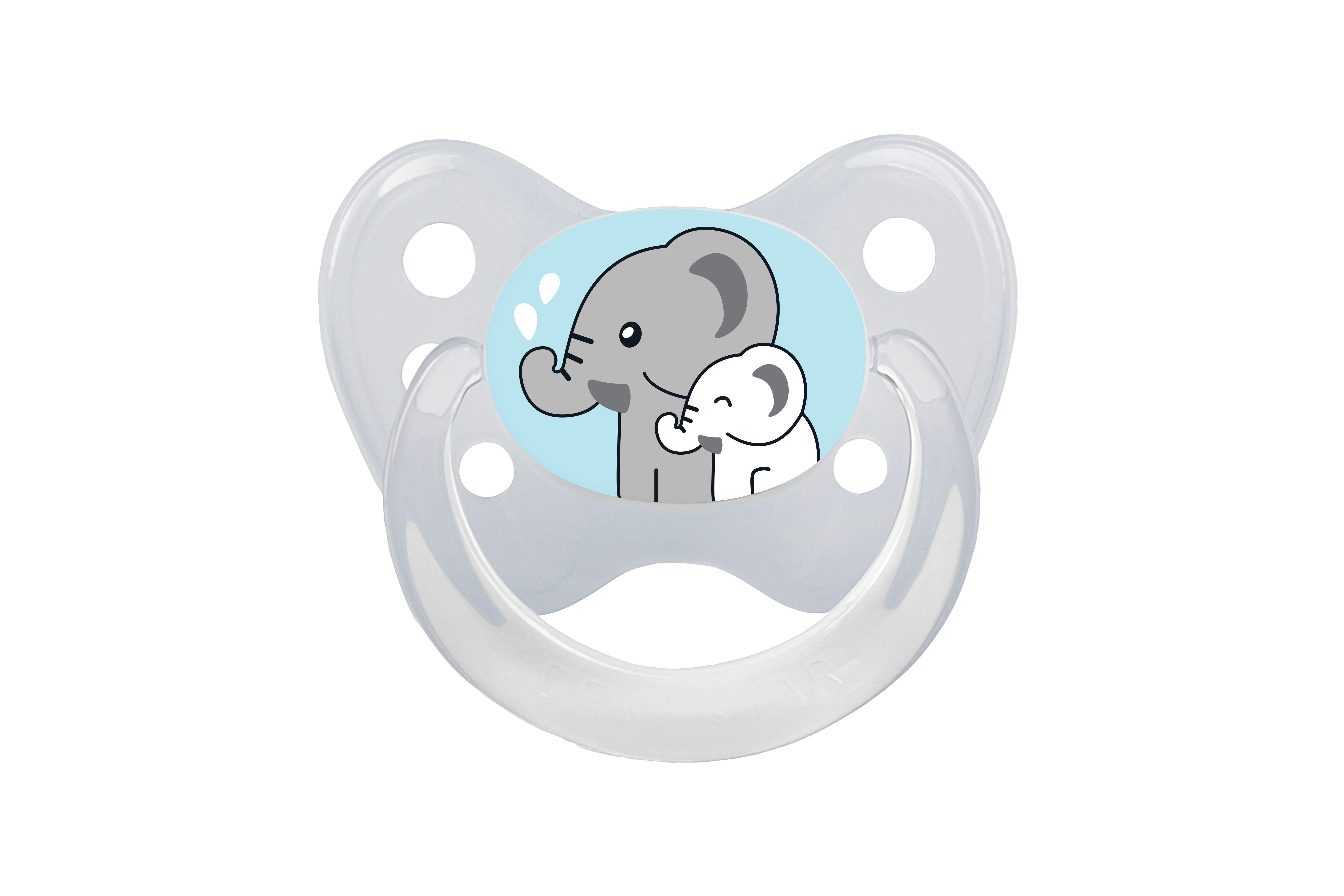 Schnuller Elefant Gr. 1