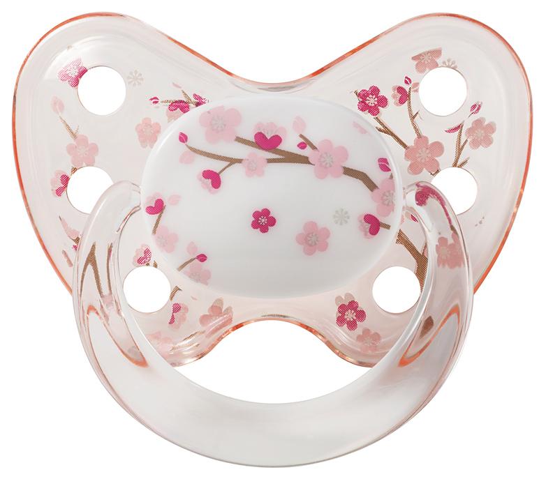 Schnuller Art Line Kirschblüte